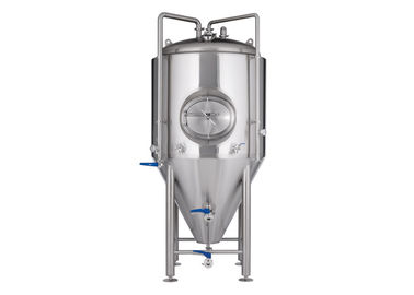 7BBL Craft Brewing Equipment Bahan SS304 Untuk Beer Fermentation CE Certification